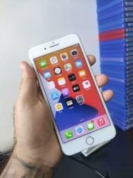 iPhone 8 Plus 64GB  Branco- Pronta Entrega - Loja Fisica - Aceitamos Cartões em até 18x