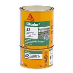 Título do anúncio: Adesivo Sikadur 32 Lata 1kg