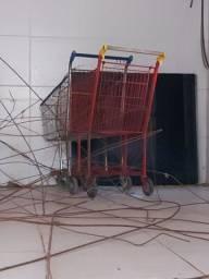 Carrinhos para supermercado