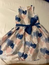 Título do anúncio: Vestido Petit cheire coração