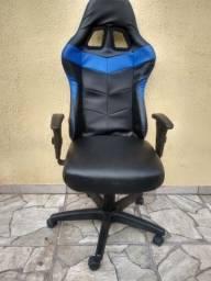 Título do anúncio: Cadeira gamer simples cm regulagem