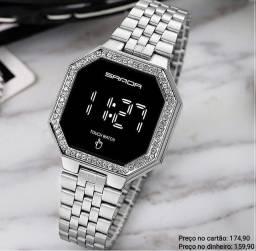 Relógio Masculino Original Sanda Alta Qualidade