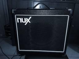 Título do anúncio: Nux Mighty 30X um ano de uso, tá zero