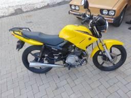 Título do anúncio: Yamaha Factor 125 completa 2013/14 gasolina carburada