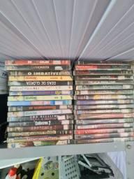 Título do anúncio: Filmes DVD de Locadora