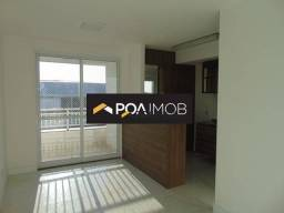 Apartamento com 3 dormitórios para alugar, 65 m² por R$ 1.900,00/mês - Humaitá - Porto Ale
