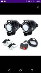 Luz de LED para moto