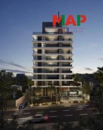 Apartamento à venda com 3 dormitórios em Bigorrilho, Curitiba cod:MAP1555