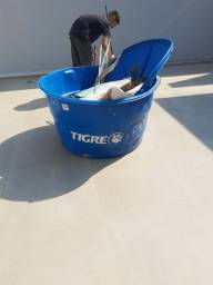 Título do anúncio: Caixa d'água 500 l tigre