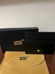 Título do anúncio: Porta cartão Mont Blanc