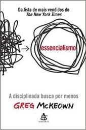 Livro Essencialismo - Novo e Lacrado