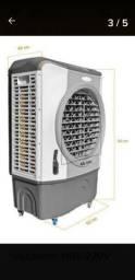 Climatizador portátil Mega Frio MWM 4.500 ----- 12x no cartão
