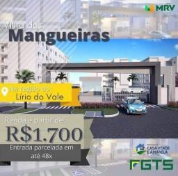 Título do anúncio: JL- Vista das Mangueiras- Oportunidade de sair do aluguel