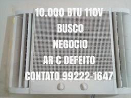 Título do anúncio: Parcelo No Cartão 5x Economico Ar Condicionado 10.000 Btu 110V Entrego Gratis