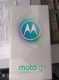 Moto G 8 Power lite lacrado