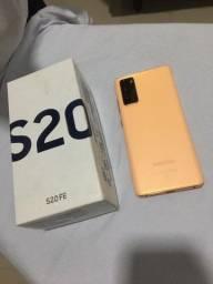 S20 FE (2 meses de uso) castanhal