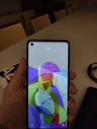 Samsung A21s 64GB Branco Novíssimo
