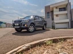 Título do anúncio: Toyota/Hilux CD 4x4 SRV - Diesel