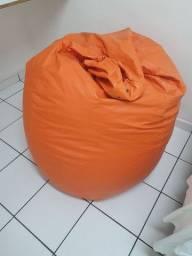 Puff laranja