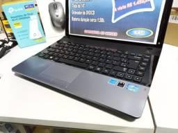 Título do anúncio: N otebook Samsung   Core i3 - 500GB HD  4GB    Formatado C/Garantia