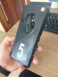 M5 - Pulseira relógio inteligente smartband