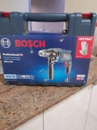 Furadeira Bosch GSB 13 RE - 650w