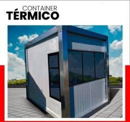 Container Térmico Escritório - 4,00 x 2,00 mts