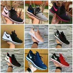 Promoção tênis Nike Esportivo e tênis Blogueira ( 120 com entrega)