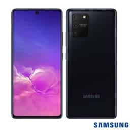 Samsung s10 Lite 128gb semi novo + Brinde