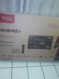 Smart tv 43 polegadas tcl