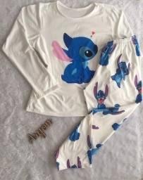 Título do anúncio: Pijamas Feminino Inverno