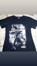 camiseta groot blusas groot