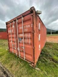 Título do anúncio: Container 6 metros - 20 pés