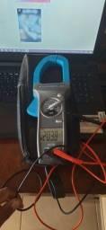 Alicate amperímetro MINIPA ET-3702A