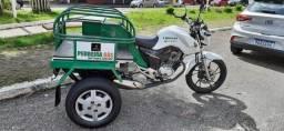 Título do anúncio: Triciclo Honda cargo 160cc 2020 para 5botijoes Quitado documentado aceito cartao ate 12x