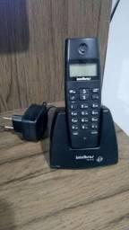 Título do anúncio: Telefone Sem fio Intelbras TS 40 ID 6.0