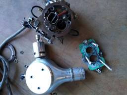 Kit turbo com carburador
