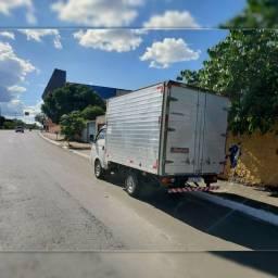 Título do anúncio: Mudança Frete Caminhão Baú HR todo os estados do Brasil etc