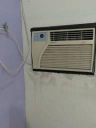 Ar condicionado com defeito