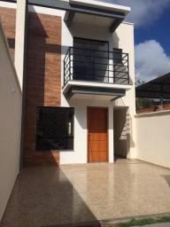 Edinaldo Santos - Condomínio Jardim Sta Isabel, casa duplex de projeto moderno e inovador