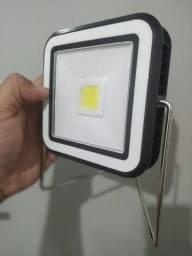 Refletor solar/energia com base