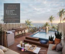 TCM - Rooftop com piscina privativa II Seu sonho aportado nesse CAIS