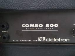 Amplificador para baixo Wattsom Combo 800
