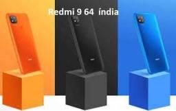 Título do anúncio: Redmi 9 64 GB/4GB laranja/Preto/Azul