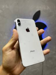 Título do anúncio: iPhone XS Max 64GB Silver