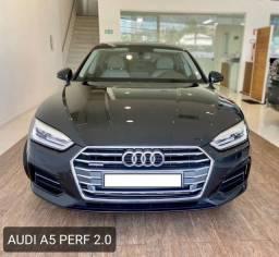 Título do anúncio: Audi A5  performance 2019