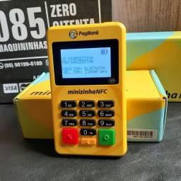 Minizinha NFC 2021 PagSeguro (maquininha bluetooth)