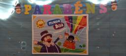 Kit para festa infantil munfo bita