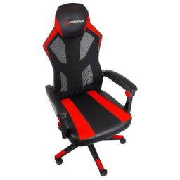Cadeira Gamer Xperience EVO Vermelha Base Giratória em até 12x