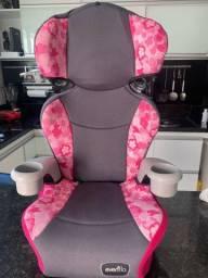 Cadeira auto evenflo